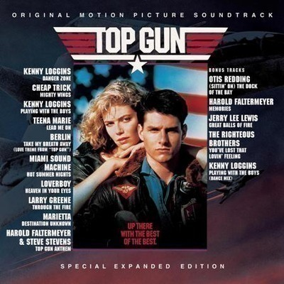 Top Gun - Motion Picture Soundtrack (Special Expanded Edition) 專輯封面