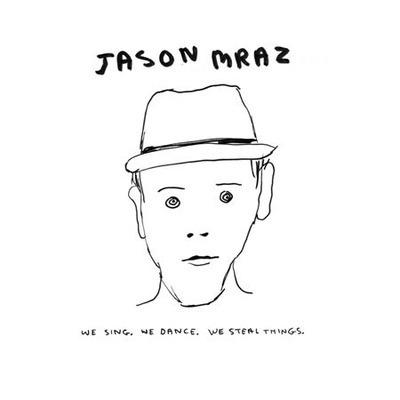 12 Days Of Christmas; Jason Mraz 'Coyotes' 專輯封面
