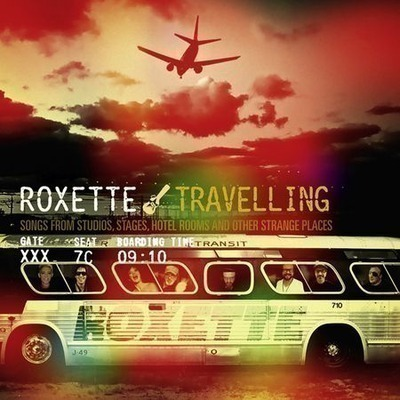 Travelling 旅程 專輯封面