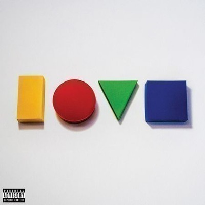 Love Is A Four Letter Word (Deluxe) 專輯封面