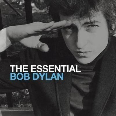The Essential Bob Dylan 世紀典藏【絕讚版】 專輯封面