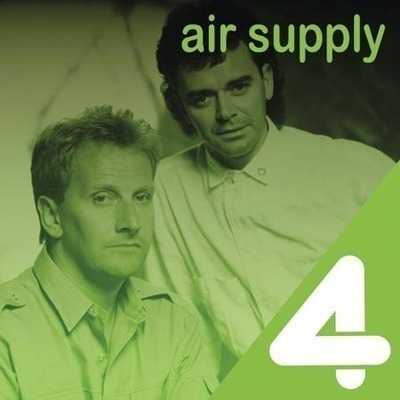 4 Hits: Air Supply 專輯封面