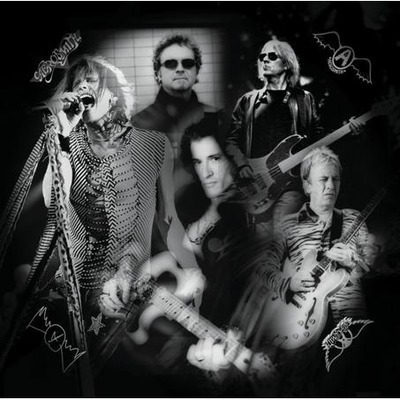 O, Yeah! Ultimate Aerosmith Hits 專輯封面