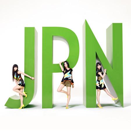JPN 專輯封面