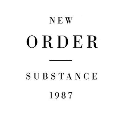 Substance 專輯封面