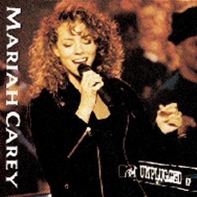 Mariah Carey Mtv Unplugged Ep 專輯封面