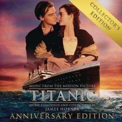 Titanic: Collector's Anniversary Edition 專輯封面