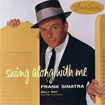 Sinatra Swings 專輯封面