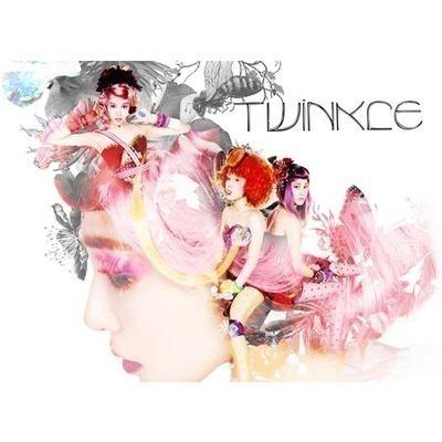 Twinkle 專輯封面