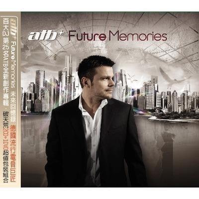 Future Memories 專輯封面