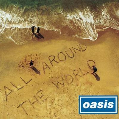 All Around The World 專輯封面