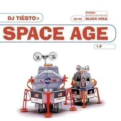 Space Age 1.0 專輯封面