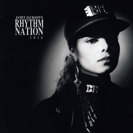 Rhythm Nation 專輯封面