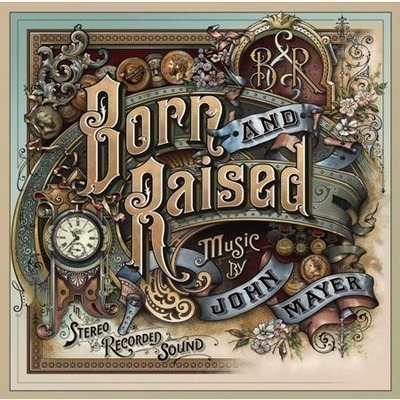 Born And Rised 專輯封面
