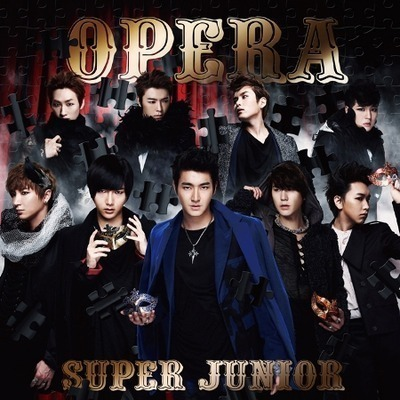 Opera 專輯封面