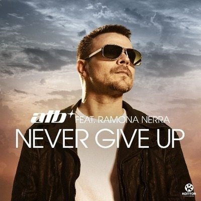 Never Give Up feat. Ramona Nerra 專輯封面
