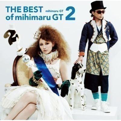 THE BEST of mihimaru GT2 專輯封面