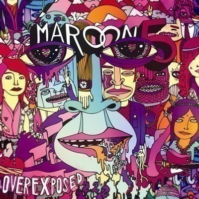 Overexposed (Deluxe Version) 專輯封面