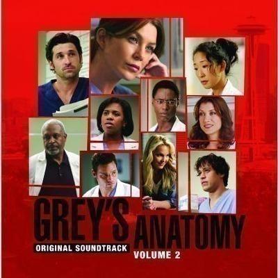 Grey's Anatomy Volume 2 專輯封面
