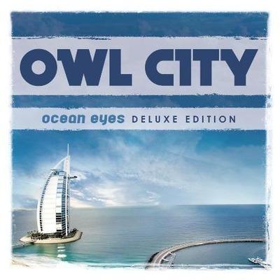Ocean Eyes 海洋眼眸 專輯封面