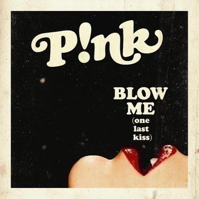 Blow Me (One Last Kiss) (Clean Radio Edit) 專輯封面