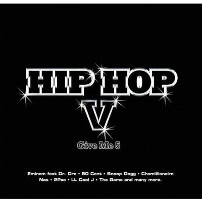 Hip Hop Collection 5 ( 嘻哈寶典 Give Me 5) 專輯封面