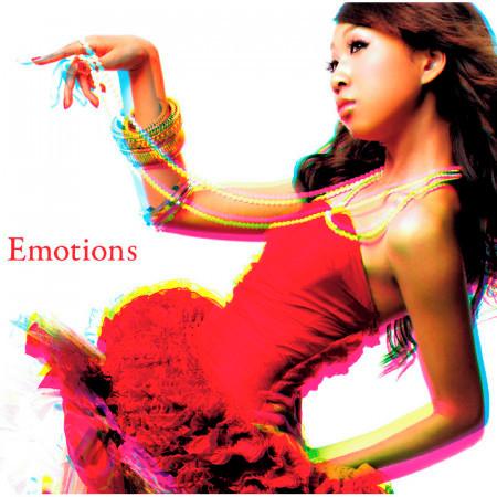 Emotions 情感 專輯封面