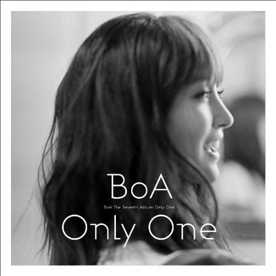 第七張韓文專輯『Only One』 專輯封面