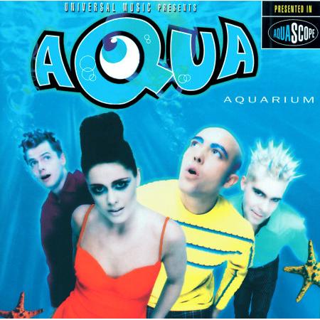 Aquarium 專輯封面
