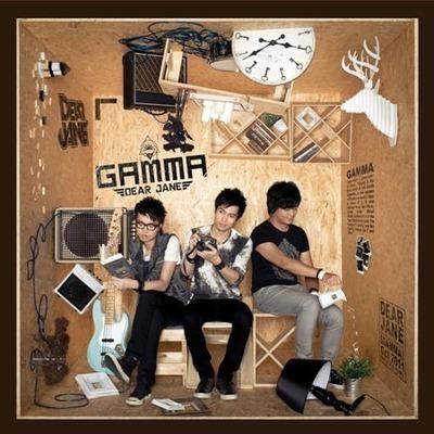 Gamma 專輯封面