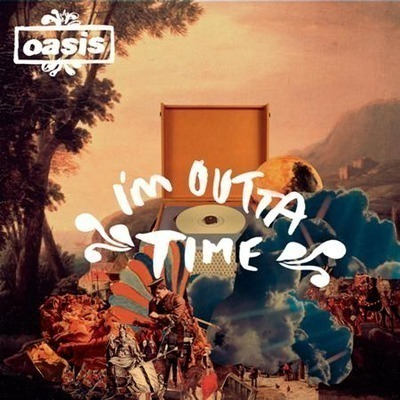 I'm Outta Time 專輯封面