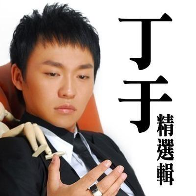 丁于精選輯 專輯封面