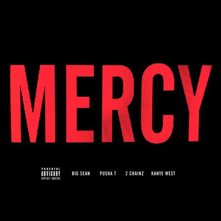 Mercy 專輯封面
