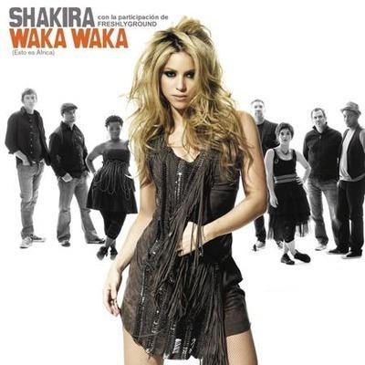 Waka Waka (Esto Es Africa) (Featuring Freshlyground) 專輯封面