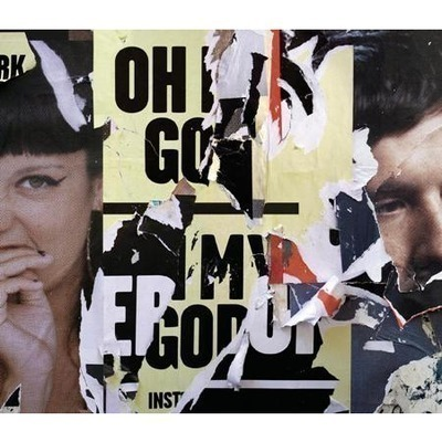 Oh My God (feat. Lily Allen) 專輯封面