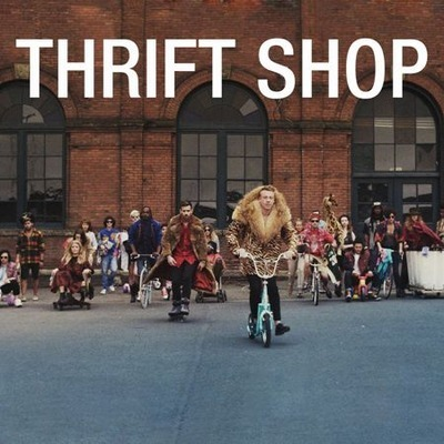 Thrift Shop (feat. Wanz) 專輯封面