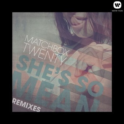 She's So Mean (Remixes) 專輯封面