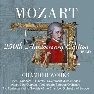 Mozart : Chamber Music 專輯封面