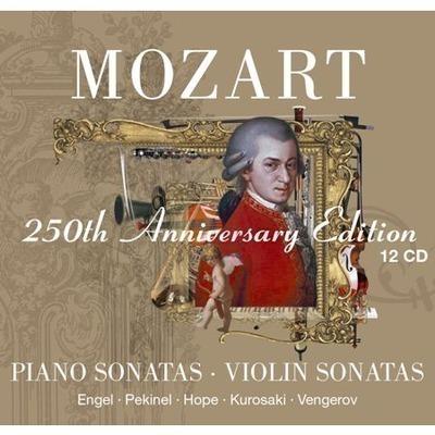 Mozart : Piano Works & Violin Sonatas 專輯封面