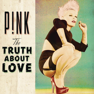 The Truth About Love (ROW Explicit Deluxe w/out booklet) 專輯封面