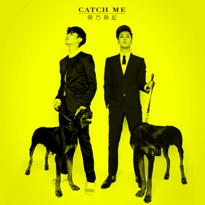 Catch Me 專輯封面