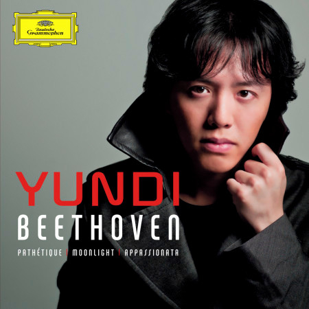 Beethoven : Pathetique、Moonlight、Appassionata 專輯封面