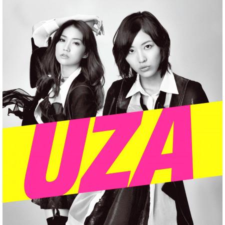 UZA〈Type_A〉 專輯封面