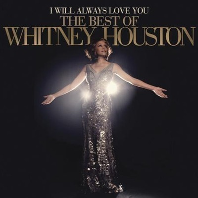 I Will Always Love You: The Best Of Whitney Houston 專輯封面