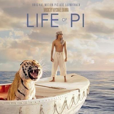 少年Pi的奇幻漂流-電影原聲帶 Life of Pi-Original Motion Picture Soundtrack 專輯封面