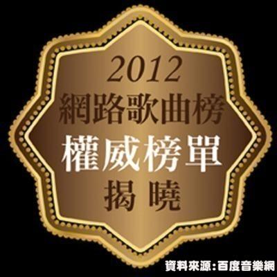 2012網路票選權威歌曲 專輯封面