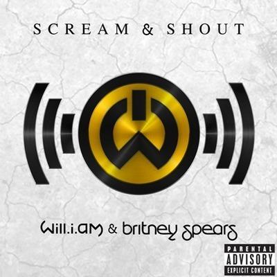 Scream & Shout 專輯封面