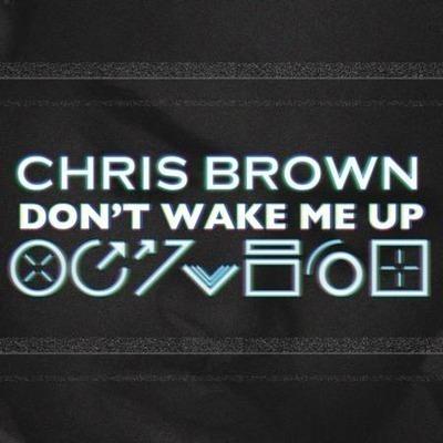 Don't Wake Me Up 專輯封面
