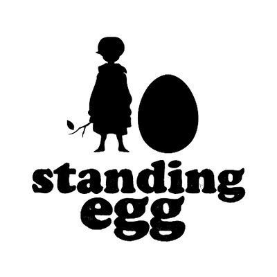Standing egg 專輯封面