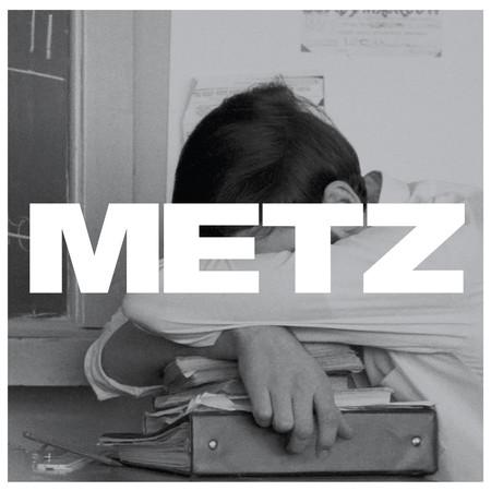 METZ 專輯封面